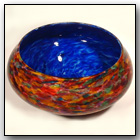 Hand Blown Glass Bowls