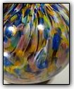 Hand Blown Glass Item